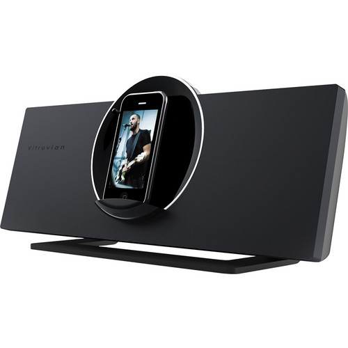 Coby CSMP175 Vitruvian Speaker System for iPod and iPhone
