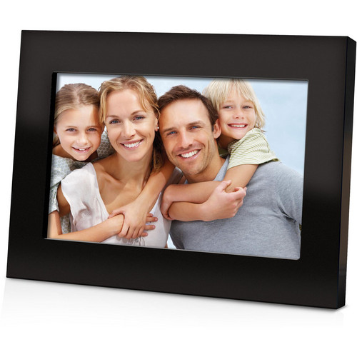 "Coby DP700 7"" Widescreen Digital Photo Frame (Contemporary)"