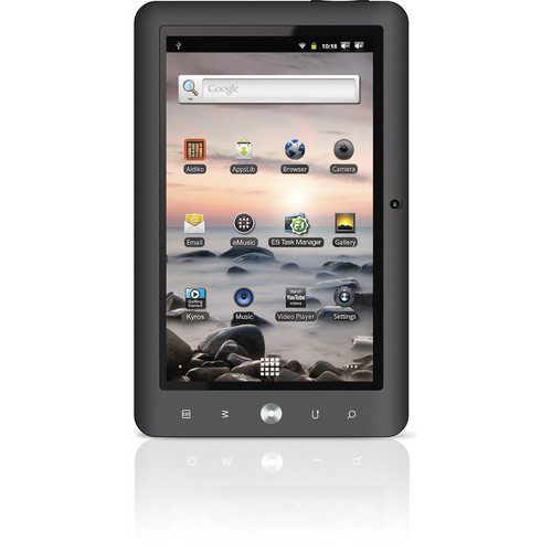 "Coby 4GB Kyros MID1125 10"" Tablet"