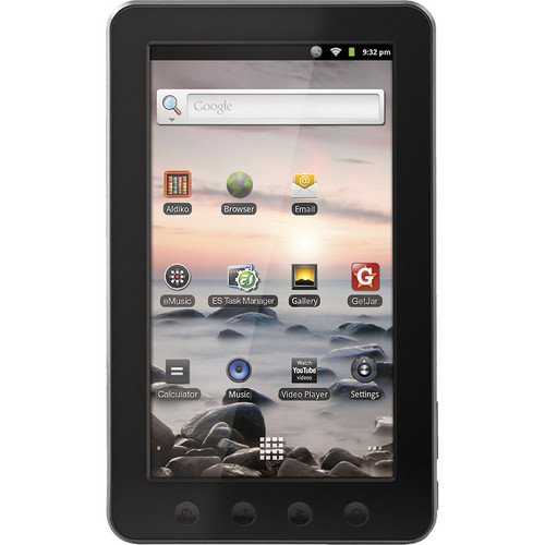 "Coby 4GB Kyros MID7012 7"" Tablet"
