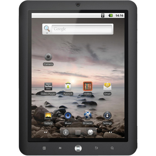 Coby 4GB Kyros Internet 8 Touchscreen Tablet