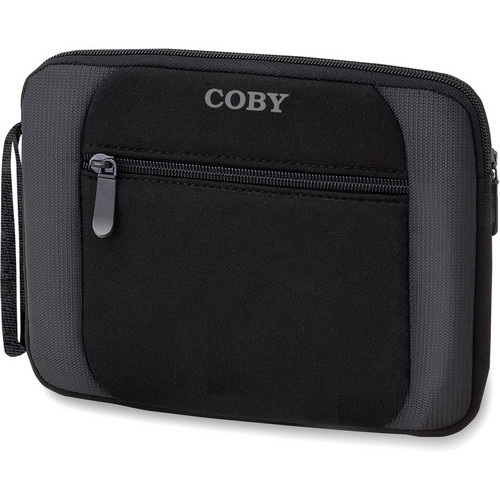 """Coby MPA-CASE8 Universal Case for 8.0"""" Tablet (Black)"""