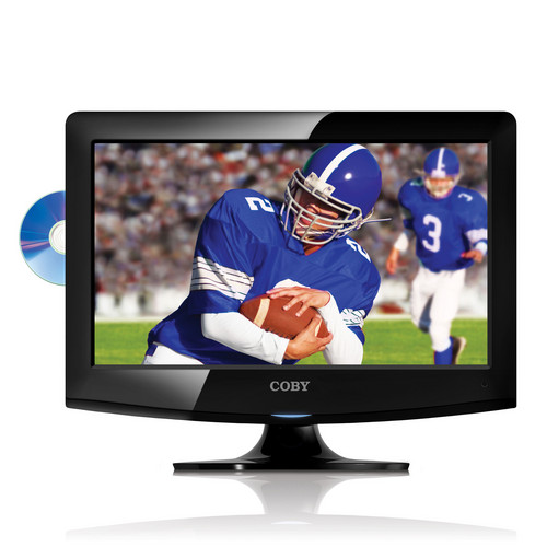 "Coby TFDVD1595 15"" LCD TV/DVD Player"