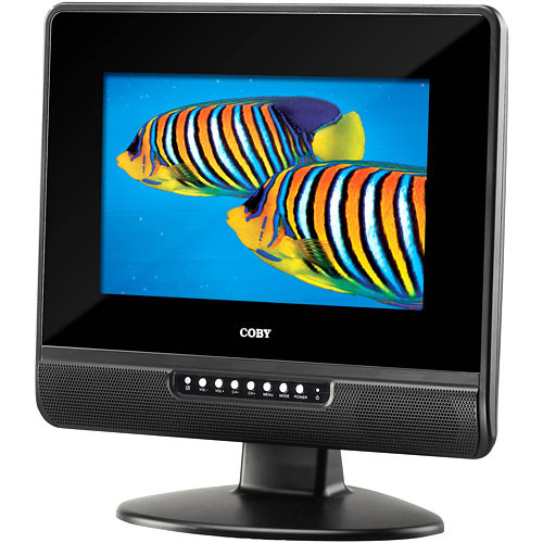 "Coby TF-TV1022 10.2"" Widescreen LCD Digital TV/Monitor"
