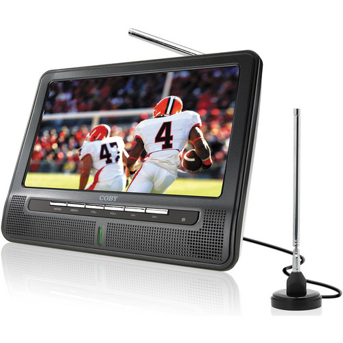 "Coby TFTV792 7"" Portable Digital LCD TV"