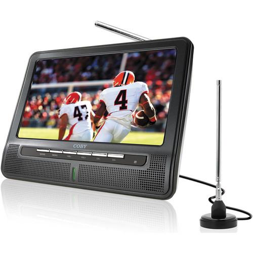 "Coby TFTV792 7"" Portable Digital LCD TV"