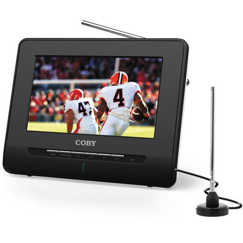 "Coby TFTV992 9"" Portable Digital LCD TV"