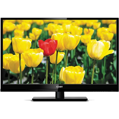 """Coby LEDTV3916 39"""" HD TV"""