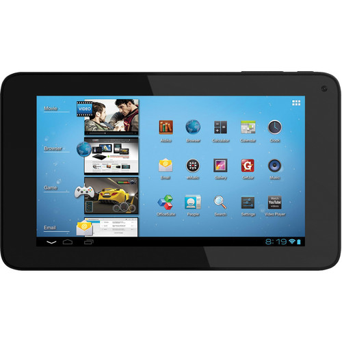 "Coby 7"" MID7048-4 Android 4.0 ICS Capacitive Tablet"