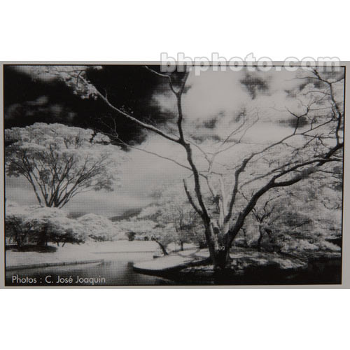 Cokin A007 Infrared Resin Filter for Black and White