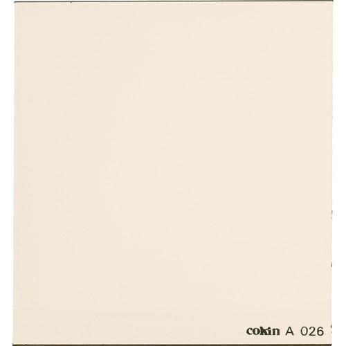 Cokin A026 81A Color Conversion Resin Filter