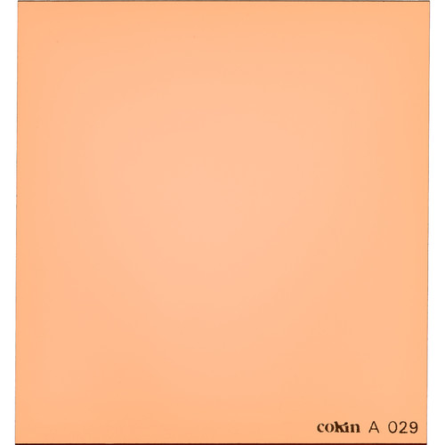 Cokin A029 85A Color Conversion Resin Filter