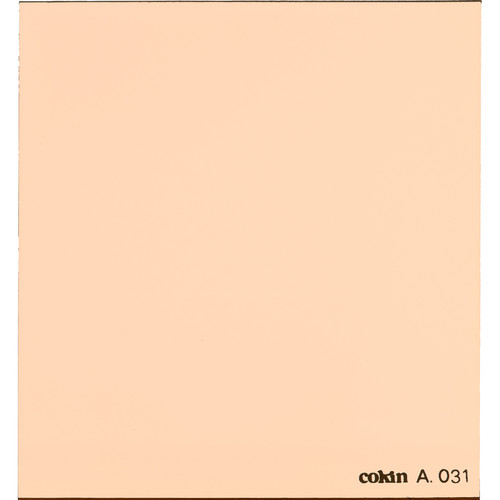 Cokin A031 85C Color Conversion Resin Filter