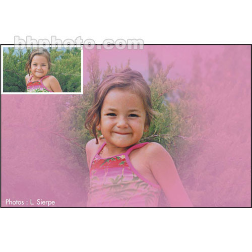 Cokin A079 Center Spot Wide-Angle Pink Resin Filter