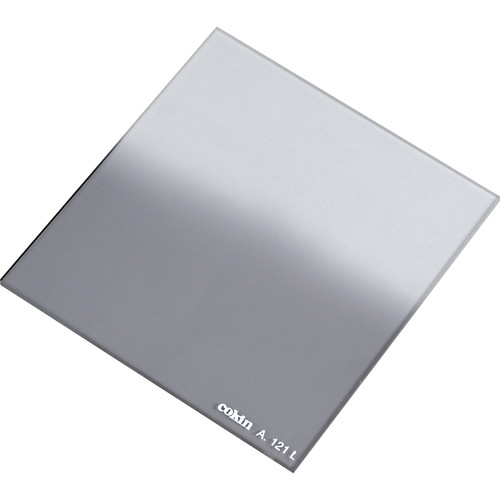 Cokin A Series Hard-Edge Graduated Neutral Density 0.3 Filter (1-Stop)