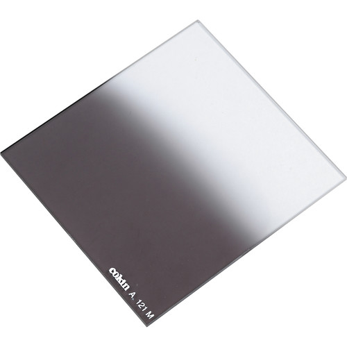 Cokin A Series Hard-Edge Graduated Neutral Density 0.6 Filter (2-Stop)
