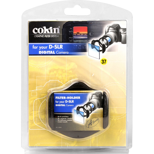 "Cokin ""A"" Series - Filter Holder, 37mm Adapter Ring"