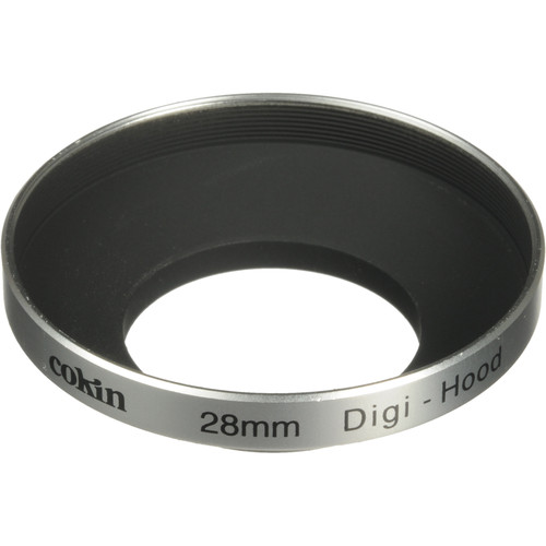 Cokin 28mm Digi-Hood Lens Hood for Digital Point & Shoot Cameras or Camcorders