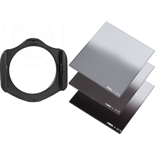 """Cokin Graduated Neutral Density Filter Kit for """"A """" Series"""
