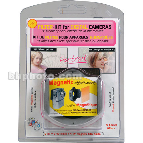 Cokin A Series Portrait (Magnetic) Filter Kit