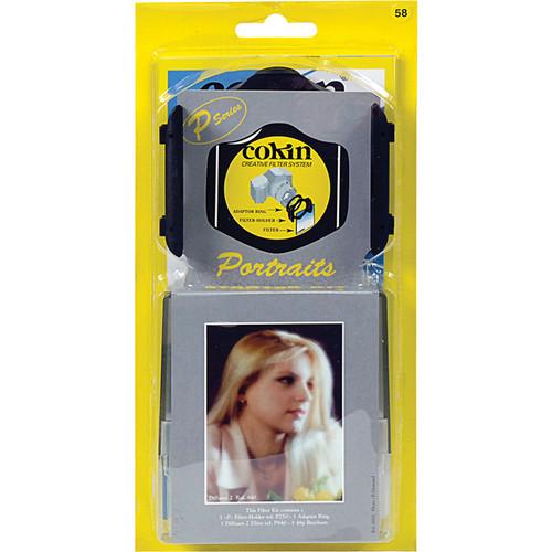 "Cokin Starter Portrait Filter Kit (""P"" Series)"