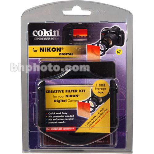 Cokin P Series Starter Kit (67mm)