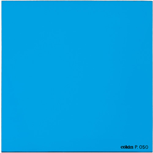 Cokin P050 Cyan Special Color Effect Resin Filter