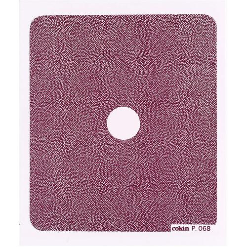 Cokin P068 Red Center Spot Resin Filter