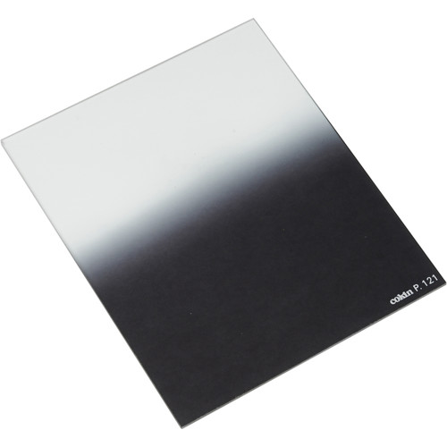 Cokin P Series Hard-Edge Graduated Neutral Density 0.9 Filter (3-Stop)