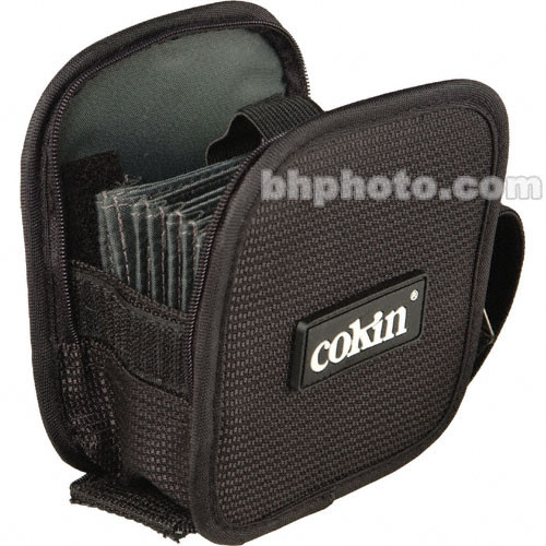 """Cokin Filter Wallet for """"P"""" Series with 7 Pockets"""