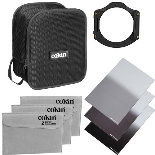 Cokin Z-Pro U960 Pro Graduated Neutral Density Filter Kit