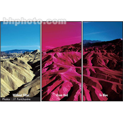Cokin X-Pro 171 Varicolor Red/Blue Special Color Effect Glass Filter