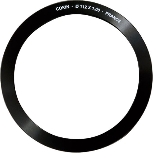 Cokin X-Pro Series Filter Holder Adapter Ring (112mm, Medium Thread)