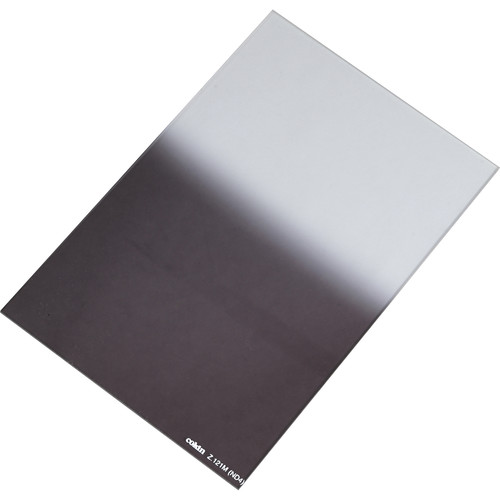 Cokin Z-Pro 121M Gradual Gray 2 (Neutral Density (ND4) Medium Resin Filter