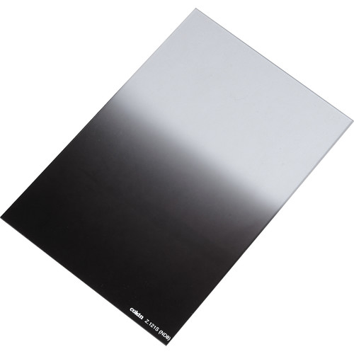 Cokin Z-Pro 121S Graduated G2 Soft Gray Resin Filter
