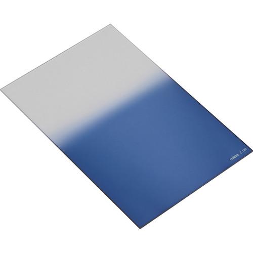 Cokin Z-Pro Series Hard-Edge Graduated Blue 0.5 Filter (1.6-Stop)