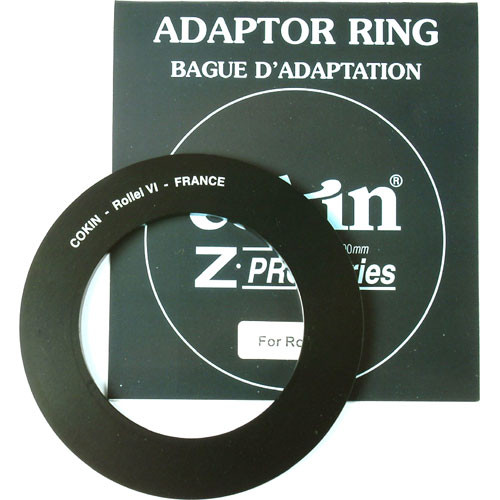 Cokin Z-Pro Adapter Ring for Rollei Bay 6