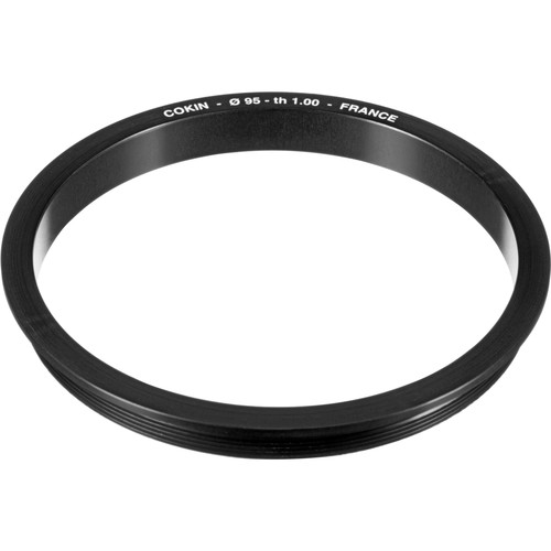 Cokin Z-Pro Series Filter Holder Adapter Ring (95C, Coarse Thread)