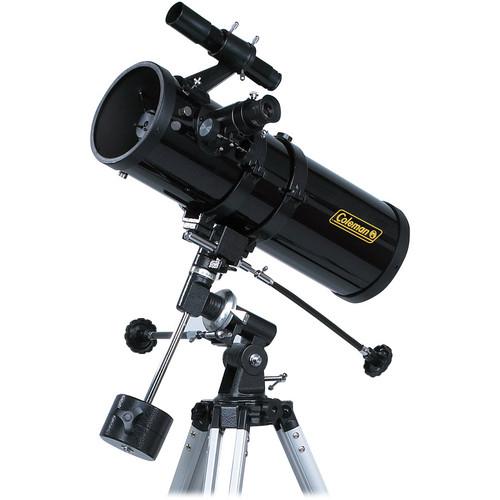 Coleman Astrowatch 114 Reflector Telescope