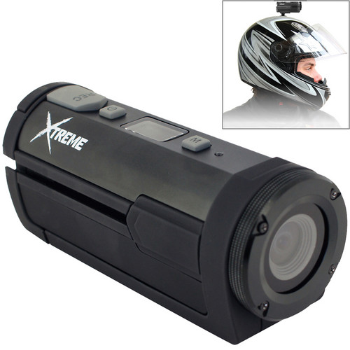 Coleman Xtreme Sport Waterproof HD Helmet Camera (Black)