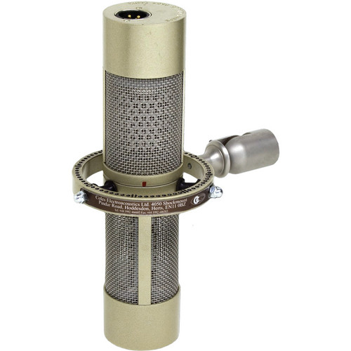Coles Microphones 4050 Stereo Studio Ribbon Microphone with Single Mount Kit