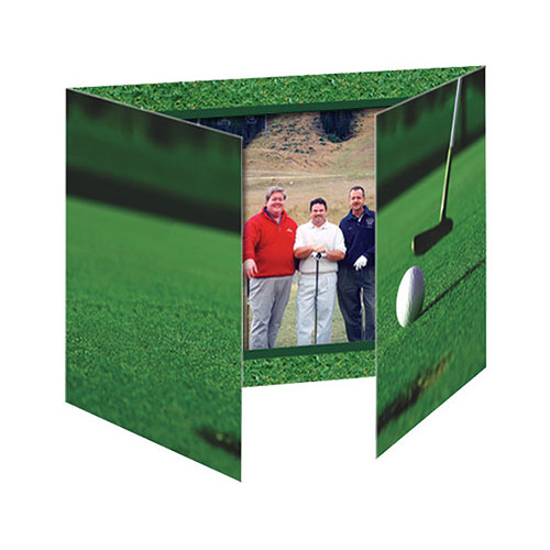 "Collector's Gallery Golf Green Photo Holder (5 x 7"", 25 Pack)"