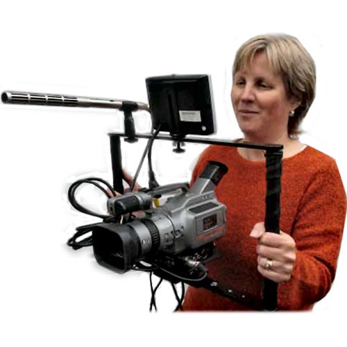 Comely Productions SFCSS SteadyFreddy Camcorder Stabilizer
