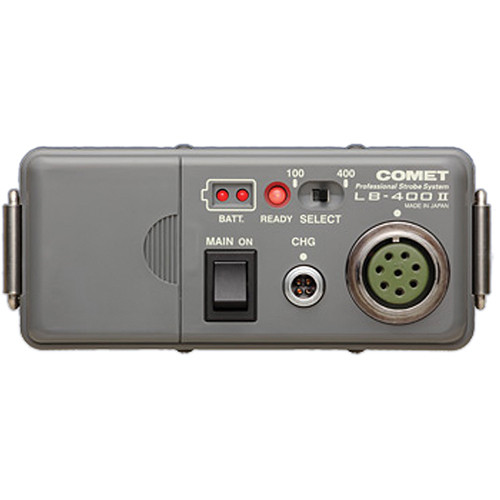 Comet LB-400II Portable Battery Power Pack