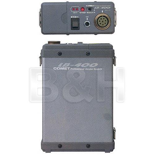Comet Power Pack - 400 Watt/Seconds