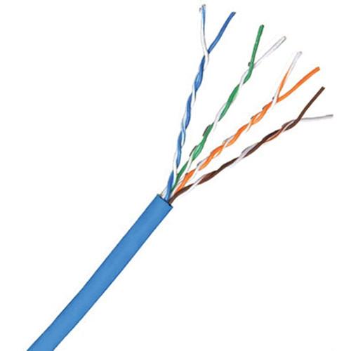 Comprehensive Cat 6 500 MHz UTP Stranded Cable (1000', Blue)