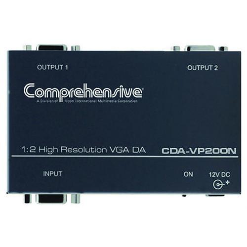 Comprehensive CDA-VGA200 Distribution Amplifier