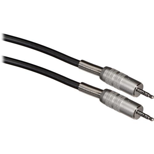 Comprehensive CMPS-MPS-10B Studio Series Stereo Mini Plug to Stereo Mini Plug Cable 10' (3.05 m)