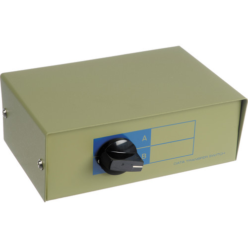 Comprehensive CSWM-HD151X2 HD15 Switch Box