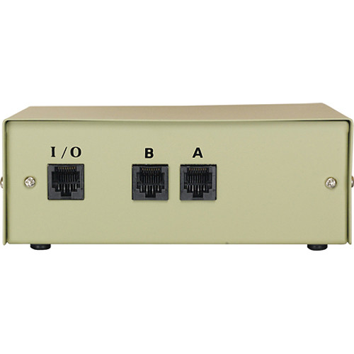 Comprehensive CSWM-RJ45-1X2 RJ-45 2-Way Switch